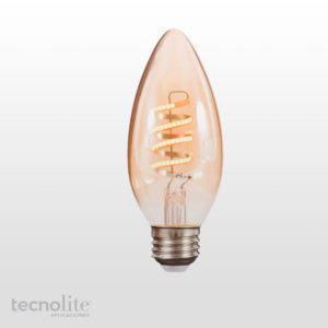 C35D-LED-3.8W-FIL-EV-E27/BC