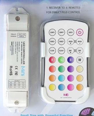 RGB-3600 Controlador RGB